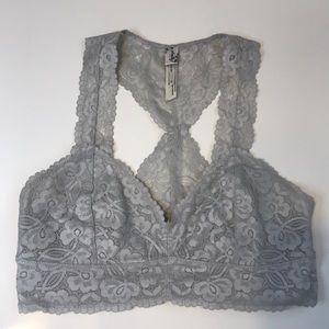 Free people lace bralette